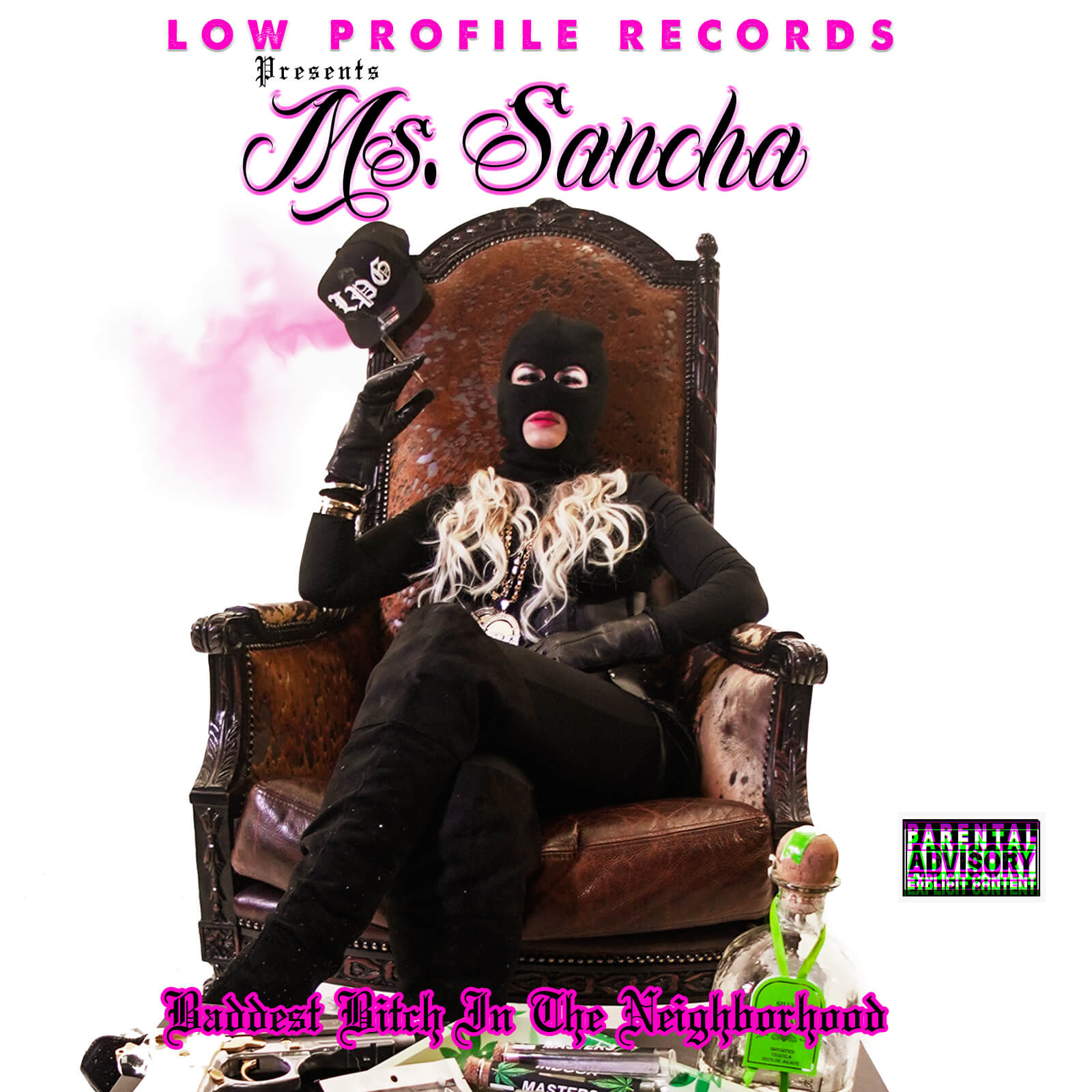 Ms.-Sancha-Baddest-Bitch-In-The-Neighborhood-Cover